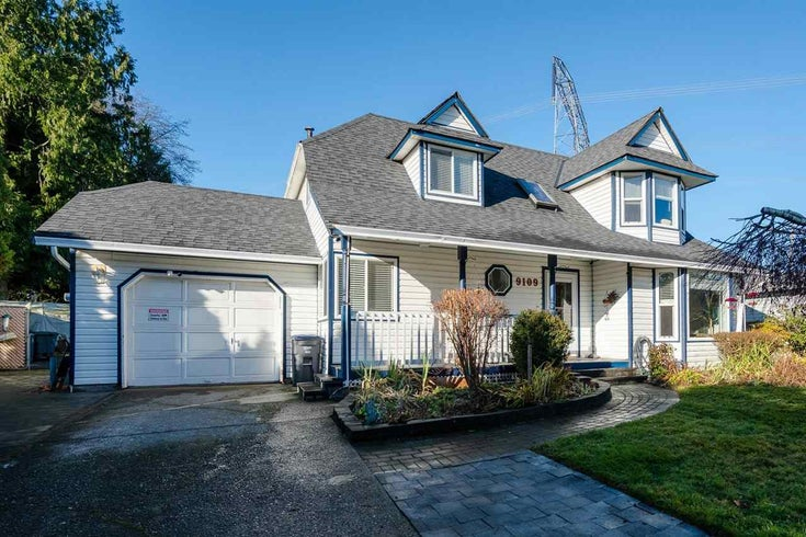 9109 SNOWDON PLACE - Queen Mary Park Surrey House/Single Family for sale, 3 Bedrooms (R2521926)