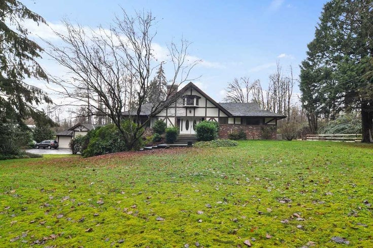 25989 60 AVENUE - County Line Glen Valley House with Acreage for sale, 2 Bedrooms (R2521950)