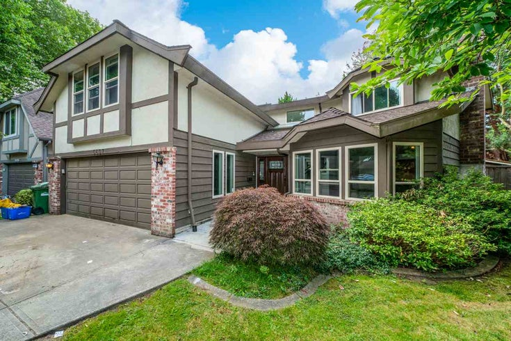 5637 SANDIFORD PLACE - Steveston North House/Single Family for sale, 4 Bedrooms (R2521982)