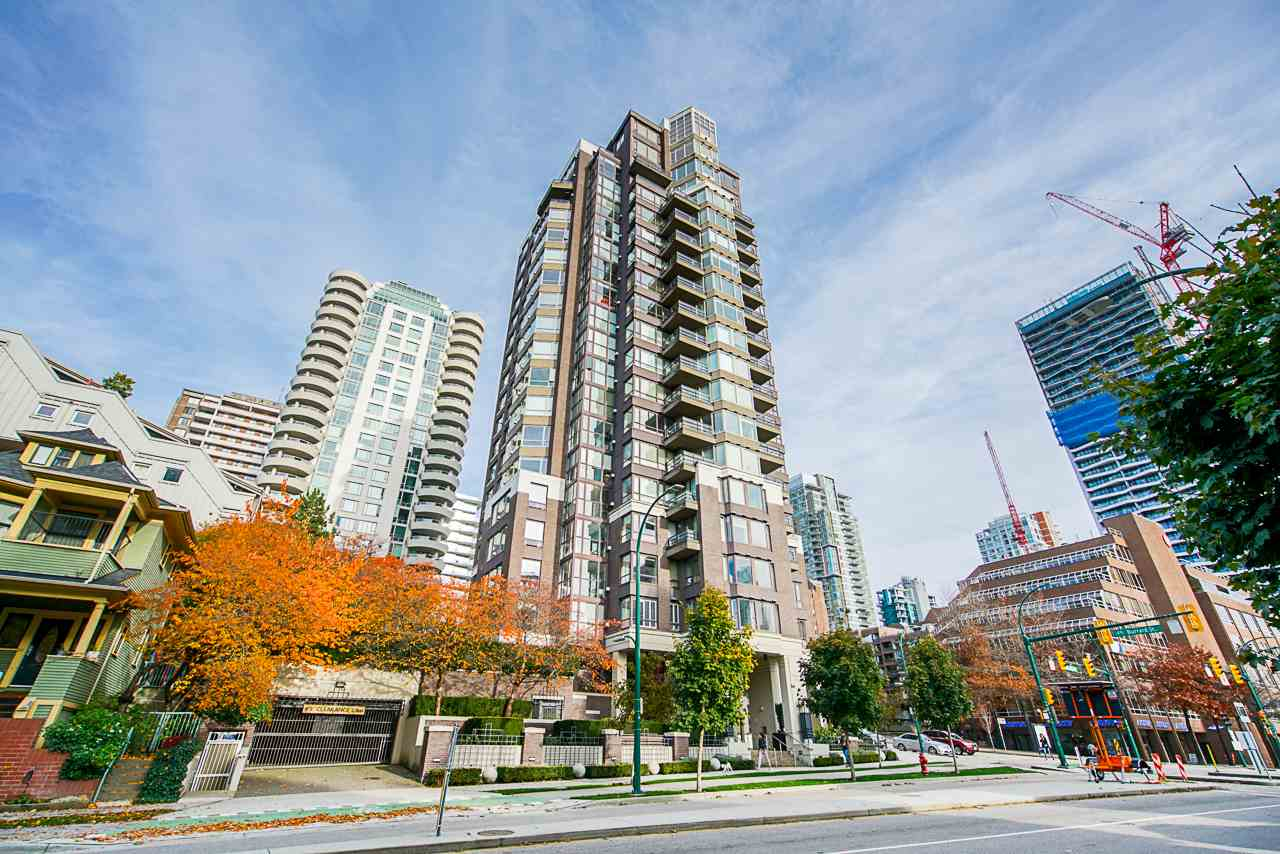 501 1003 PACIFIC STREET - West End VW Apartment/Condo for sale, 2 Bedrooms (R2521998) - #1