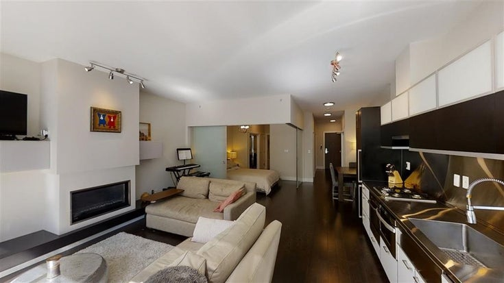 202 535 SMITHE STREET - Downtown VW Apartment/Condo for sale, 1 Bedroom (R2522001)