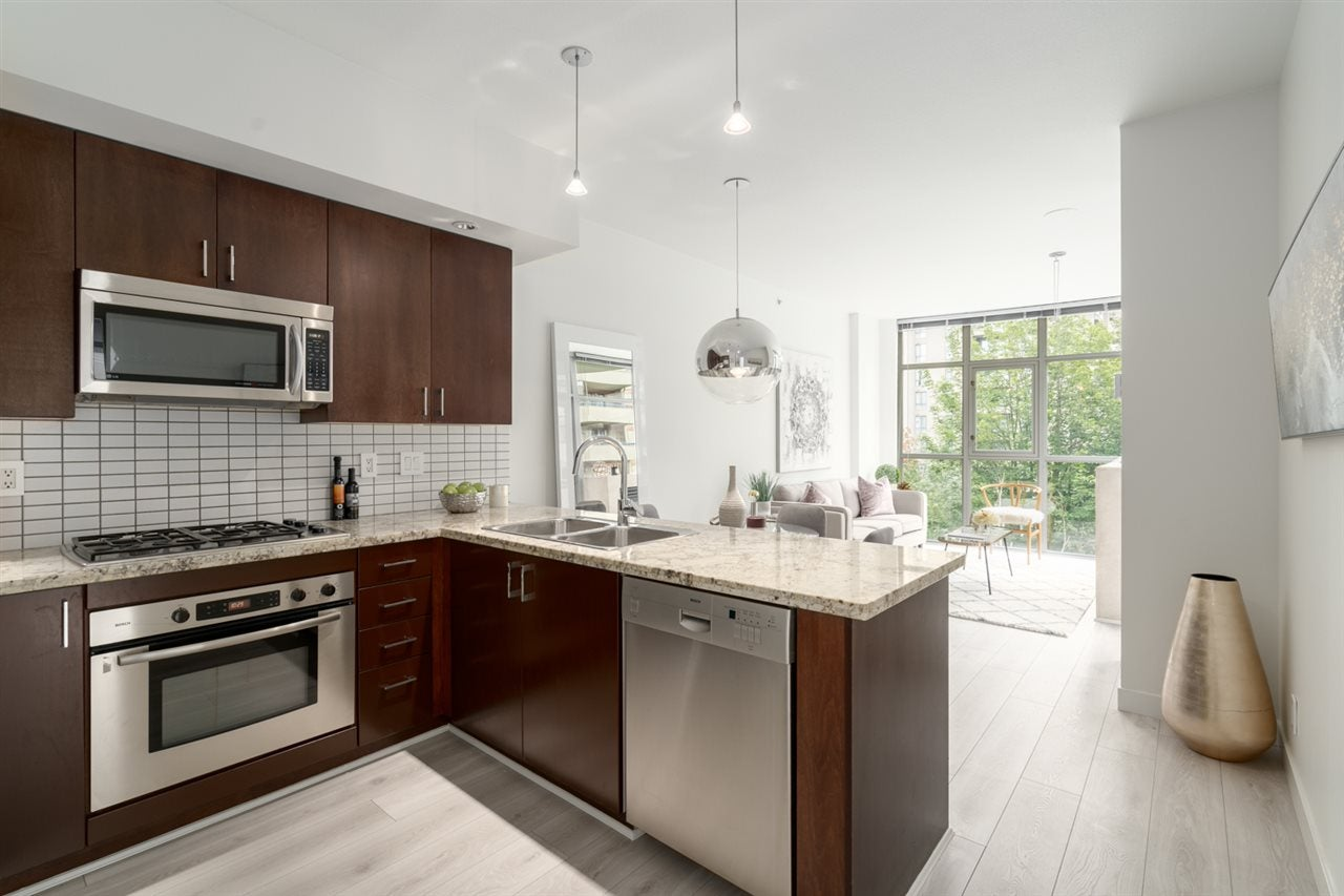 406 1050 SMITHE STREET - West End VW Apartment/Condo for sale, 1 Bedroom (R2522192) - #10