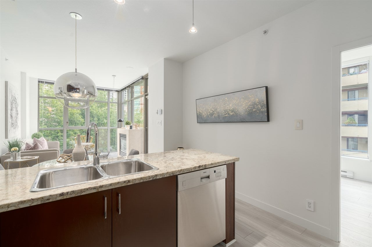 406 1050 SMITHE STREET - West End VW Apartment/Condo for sale, 1 Bedroom (R2522192) - #12