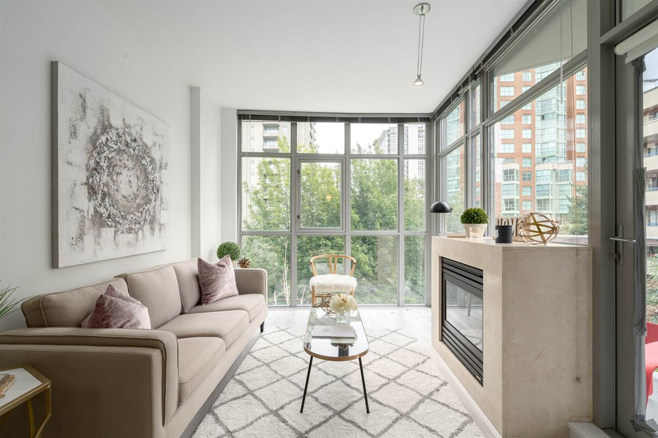 406 1050 SMITHE STREET - West End VW Apartment/Condo for sale, 1 Bedroom (R2522192) - #2