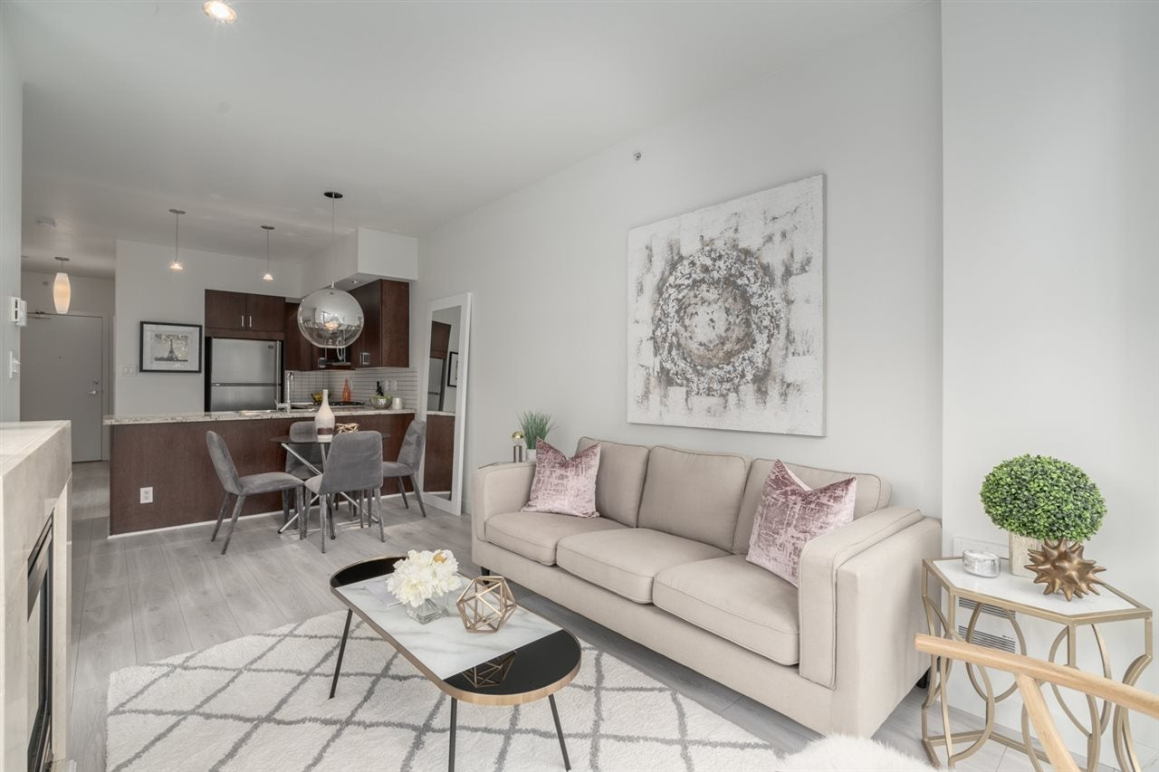 406 1050 SMITHE STREET - West End VW Apartment/Condo for sale, 1 Bedroom (R2522192) - #3