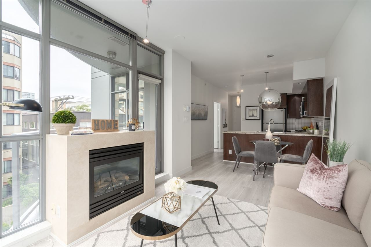 406 1050 SMITHE STREET - West End VW Apartment/Condo for sale, 1 Bedroom (R2522192) - #4