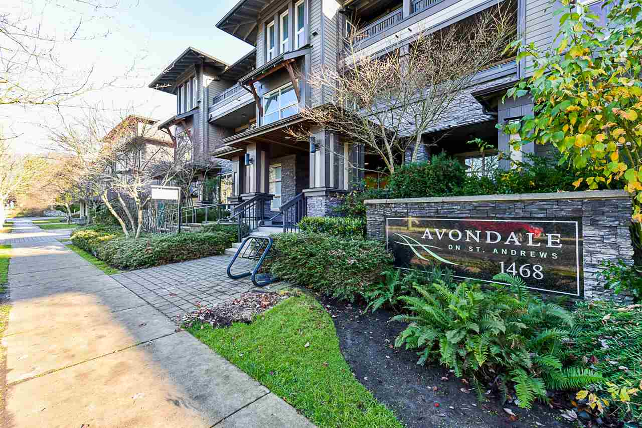 106 1468 ST. ANDREWS AVENUE - Central Lonsdale Apartment/Condo for sale, 2 Bedrooms (R2522194) - #3