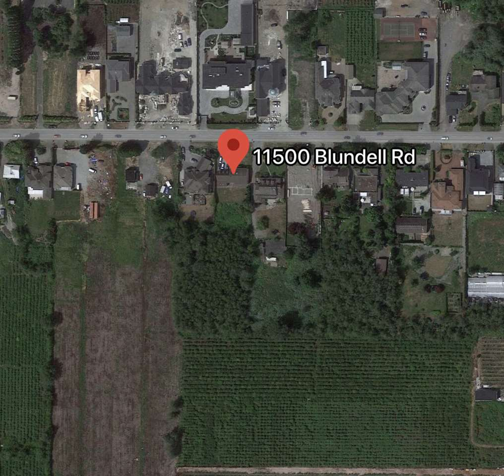 11500 BLUNDELL ROAD - McLennan  for sale(R2522378)