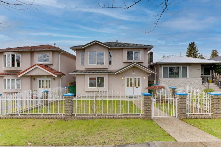 2883 NANAIMO STREET - Grandview Woodland House/Single Family for sale, 5 Bedrooms (R2522408)