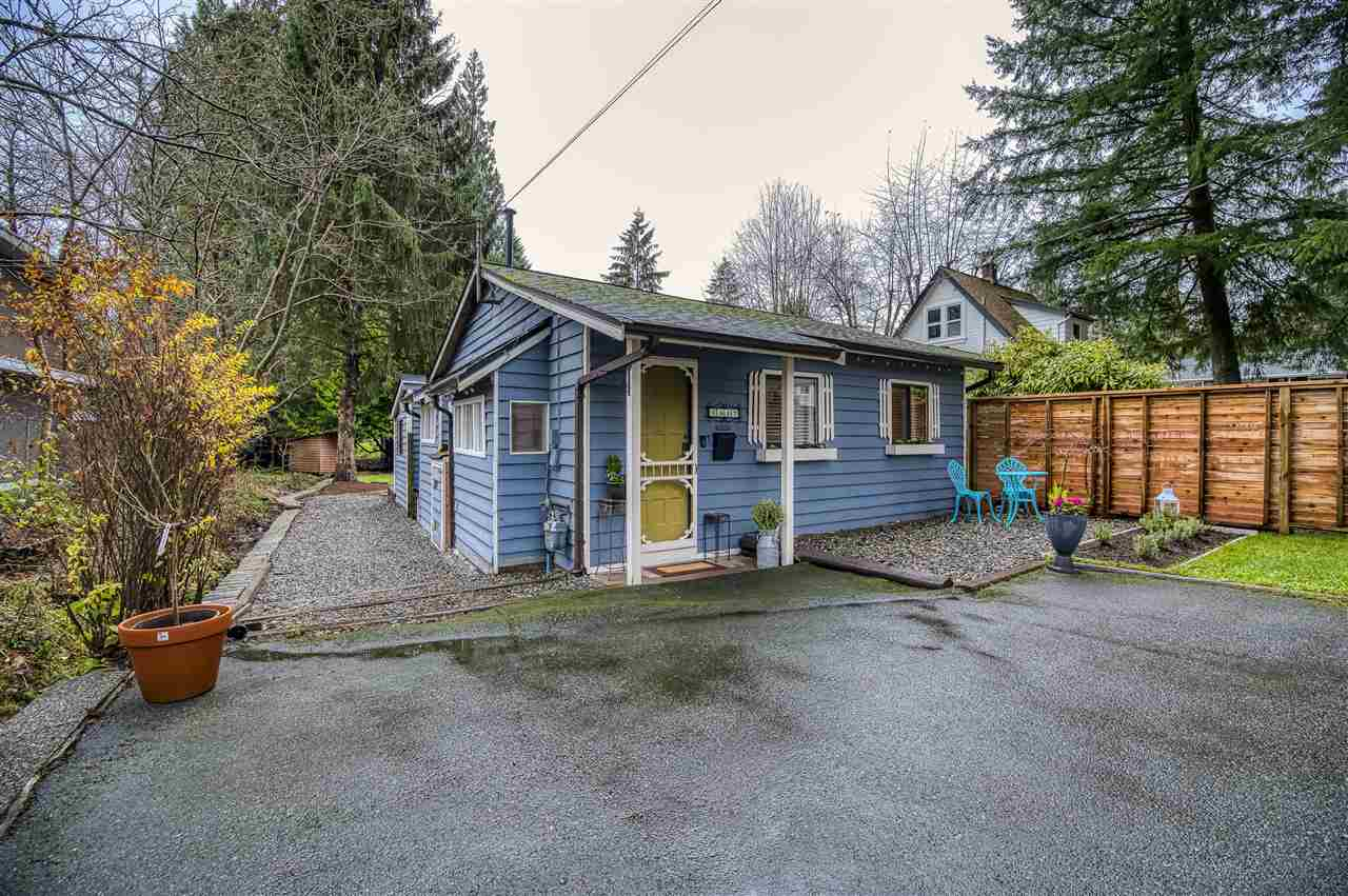 1517 DRAYCOTT ROAD - Lynn Valley House/Single Family for sale, 2 Bedrooms (R2522424) - #1