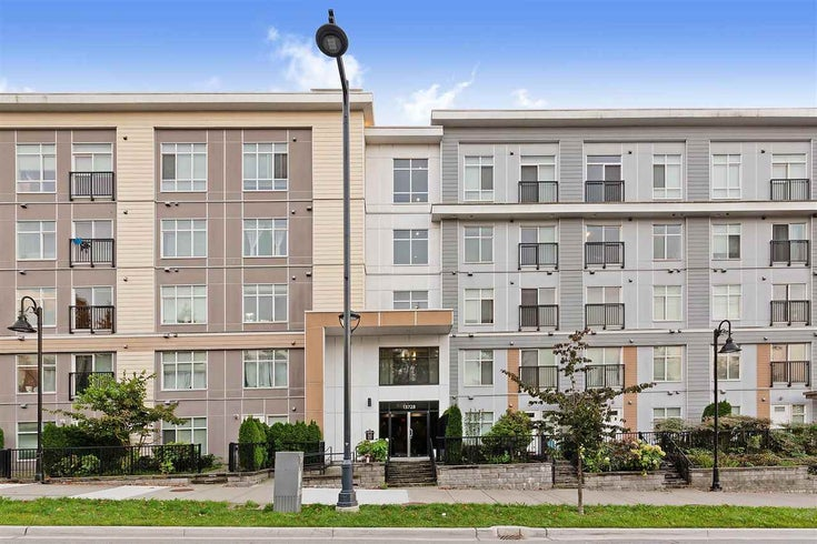309 13728 108 AVENUE - Whalley Apartment/Condo for sale, 1 Bedroom (R2522430)