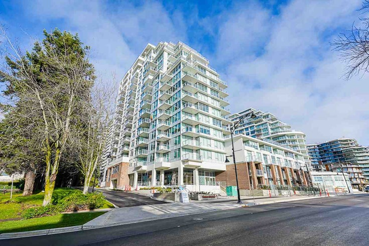 803 15165 THRIFT AVENUE - White Rock Apartment/Condo for sale, 1 Bedroom (R2522591)