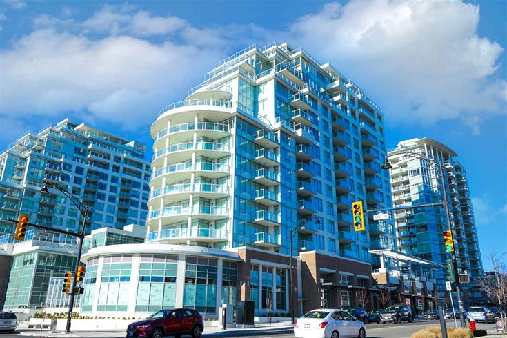 506 15165 THRIFT AVENUE - White Rock Apartment/Condo for sale, 1 Bedroom (R2522620)