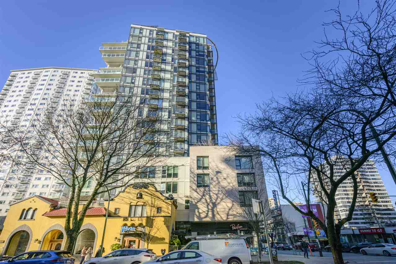 1904 1221 BIDWELL STREET - West End VW Apartment/Condo for sale, 2 Bedrooms (R2522632) - #1