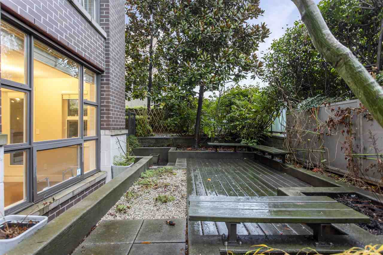 106 3839 W 4TH AVENUE - Point Grey Apartment/Condo for sale, 2 Bedrooms (R2522690)