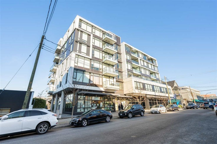 501 133 E 8TH AVENUE - Mount Pleasant VE Apartment/Condo for sale, 1 Bedroom (R2522749)