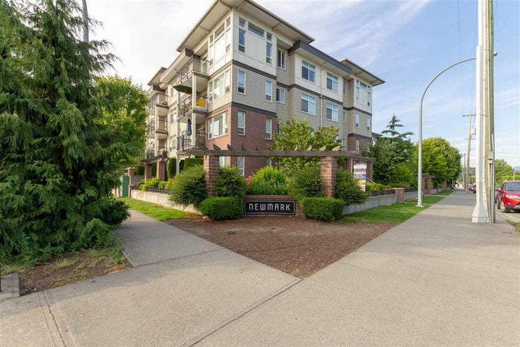 412 46289 YALE ROAD - Chilliwack E Young-Yale Apartment/Condo for sale, 1 Bedroom (R2522871)