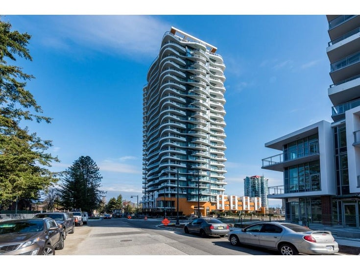 2702 13303 CENTRAL AVENUE - Whalley Apartment/Condo for sale, 3 Bedrooms (R2522898)