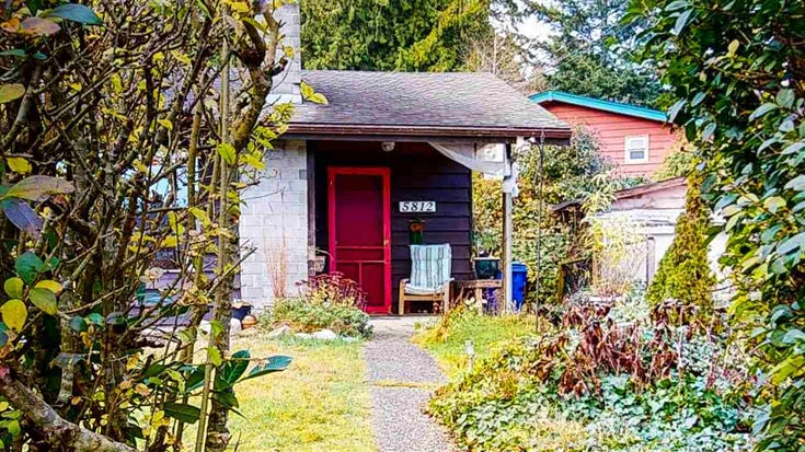 5812 SPINDRIFT STREET - Sechelt District House/Single Family for sale, 2 Bedrooms (R2523023)
