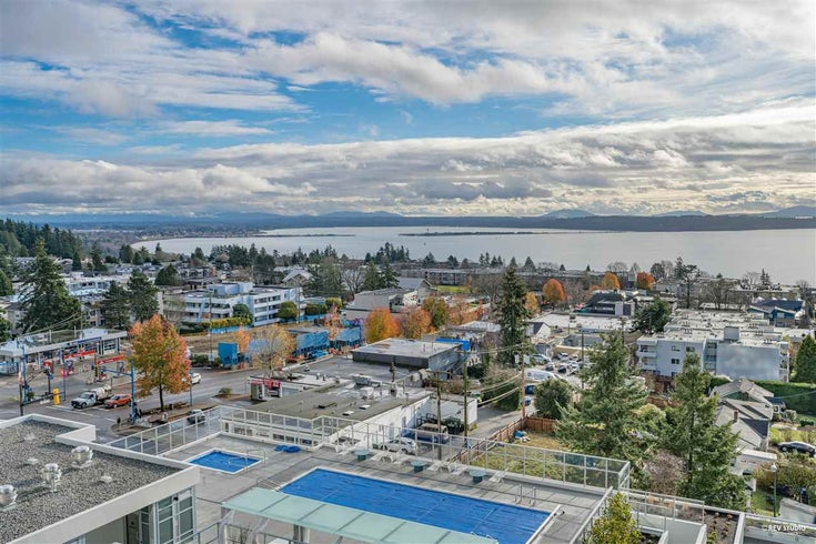 904 15165 THRIFT AVENUE - White Rock Apartment/Condo for sale, 2 Bedrooms (R2523152)