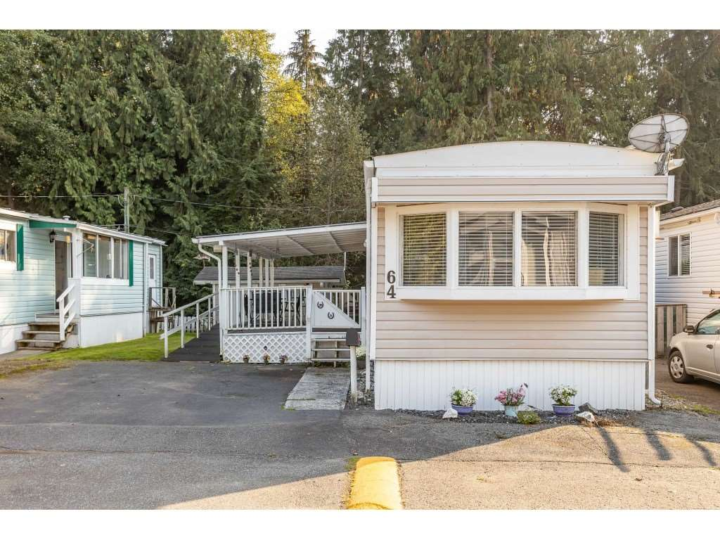 64 3931 198 STREET - Brookswood Langley Manufactured with Land for sale, 1 Bedroom (R2523313) - #2