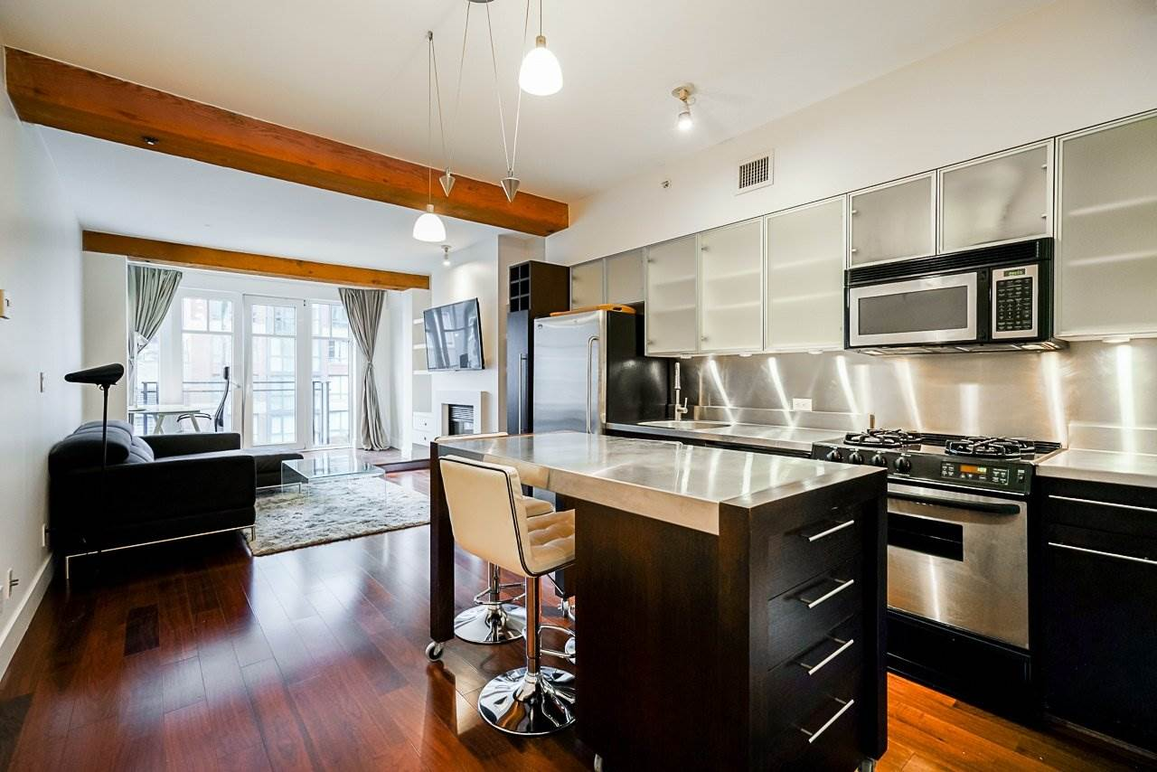 201 1275 HAMILTON STREET - Yaletown Apartment/Condo for sale, 1 Bedroom (R2523318) - #1