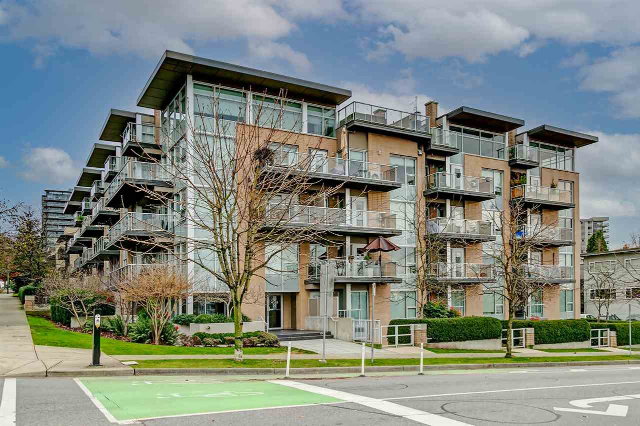 111 1288 CHESTERFIELD AVENUE - Central Lonsdale Townhouse for sale, 2 Bedrooms (R2523339) - #1