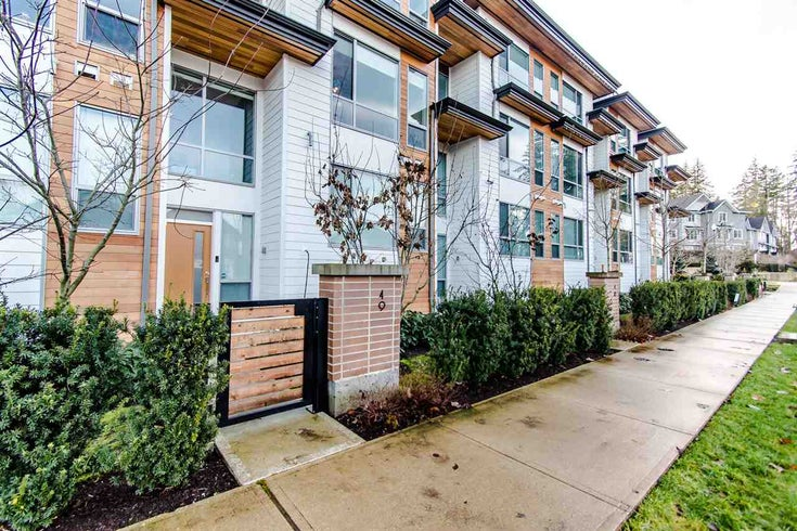 49 2825 159 STREET - Grandview Surrey Townhouse for sale, 4 Bedrooms (R2523484)