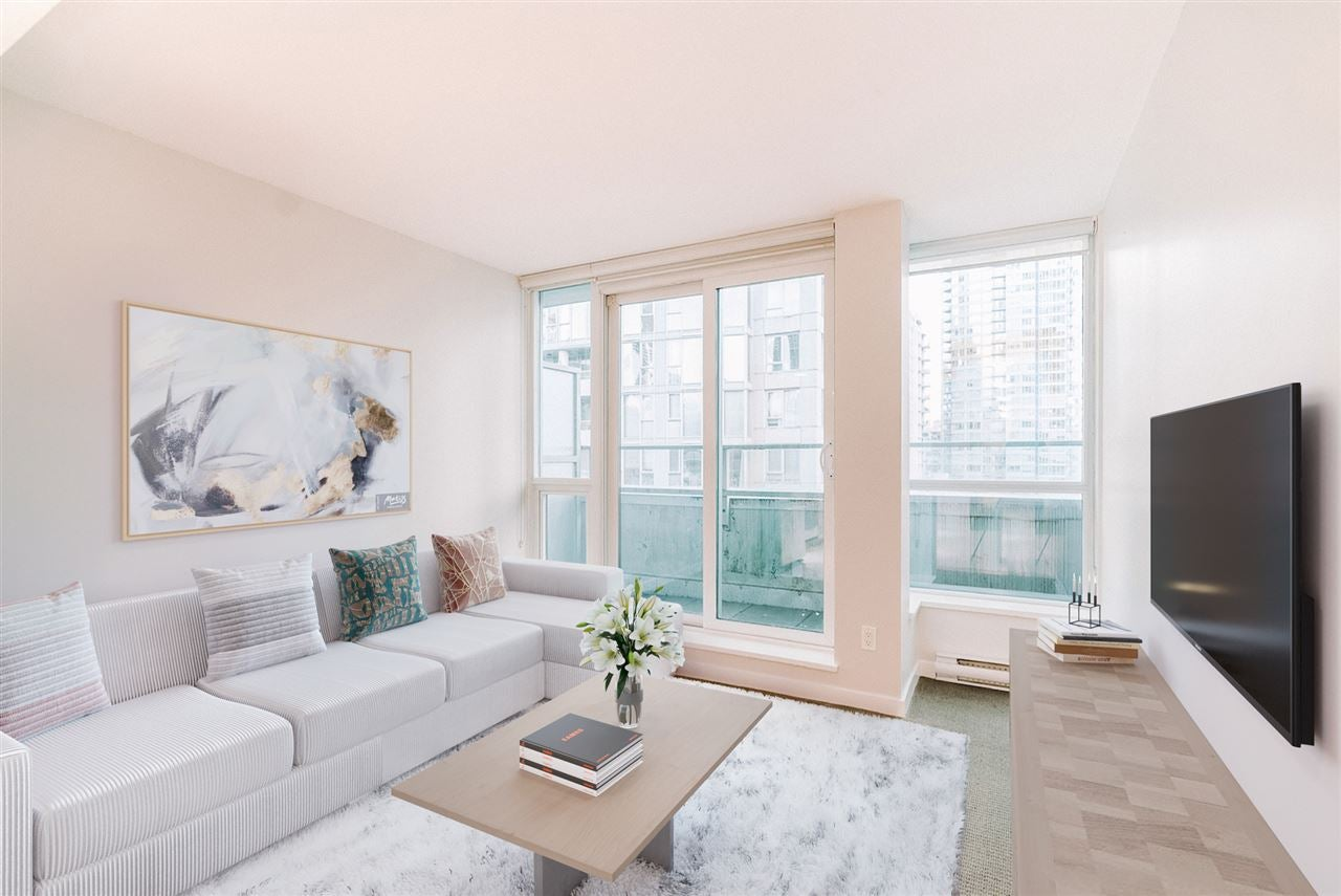 703 833 SEYMOUR STREET - Downtown VW Apartment/Condo for sale, 1 Bedroom (R2523561) - #1