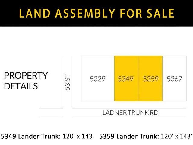5349 LADNER TRUNK ROAD - Hawthorne House/Single Family for sale(R2523646)