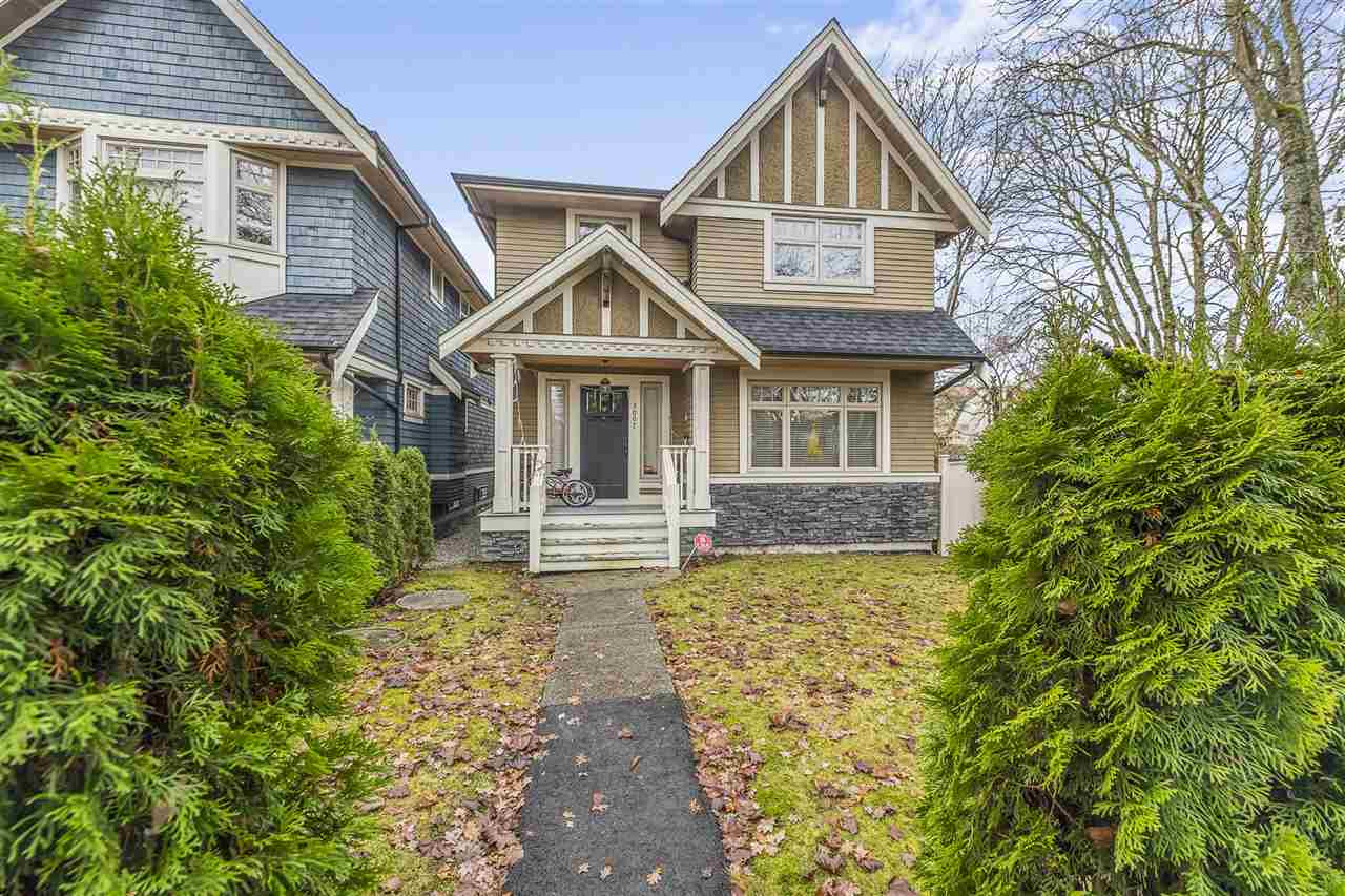 3007 CROWN STREET - Point Grey House/Single Family for sale, 4 Bedrooms (R2523653)