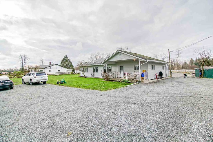 2275 240 STREET - Campbell Valley House with Acreage for sale, 4 Bedrooms (R2523705)
