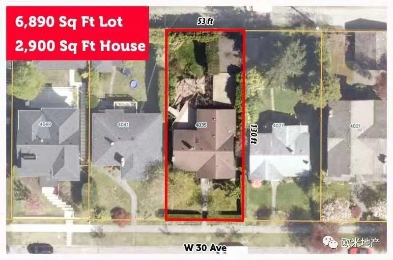 4035 W 30TH AVENUE - Dunbar House/Single Family for sale, 6 Bedrooms (R2523730)