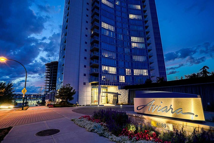 2101 4189 HALIFAX STREET - Brentwood Park Apartment/Condo for sale, 2 Bedrooms (R2523834)