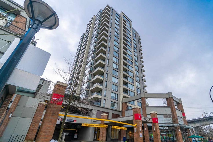 1703 4118 DAWSON STREET - Brentwood Park Apartment/Condo for sale, 1 Bedroom (R2523861)