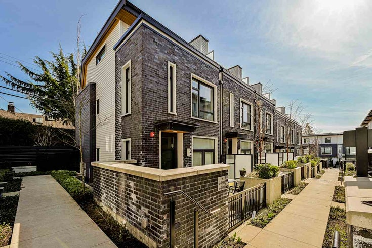7456 GRANVILLE STREET - South Granville Townhouse for sale, 3 Bedrooms (R2523878)