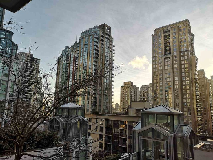 601 565 SMITHE STREET - Downtown VW Apartment/Condo for sale, 1 Bedroom (R2524012)