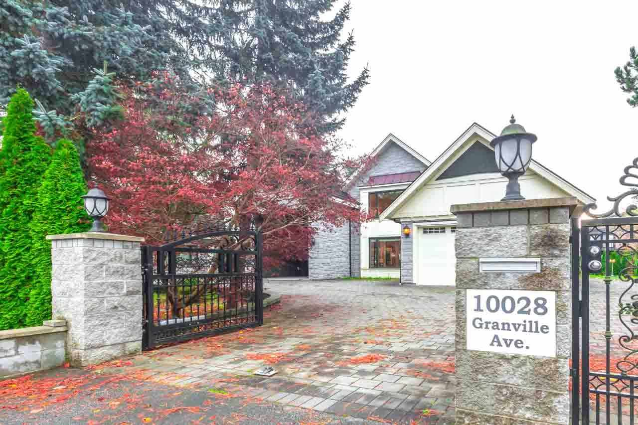 10028 GRANVILLE AVENUE - McLennan House/Single Family for sale, 6 Bedrooms (R2524066)