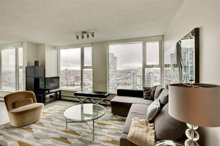 2907 1009 EXPO BOULEVARD - Yaletown Apartment/Condo for sale, 2 Bedrooms (R2524072)