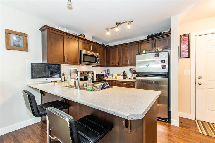 417 46289 YALE ROAD - Chilliwack E Young-Yale Apartment/Condo for sale, 1 Bedroom (R2524079)