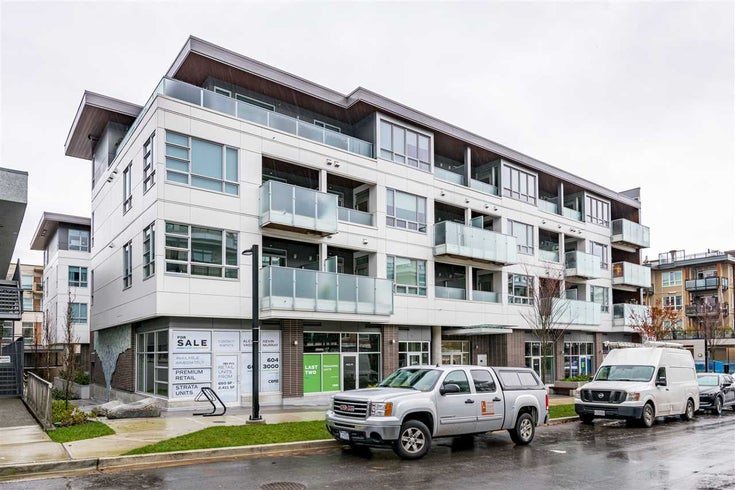 205 711 W 14TH STREET - Mosquito Creek Apartment/Condo for sale, 2 Bedrooms (R2524104)