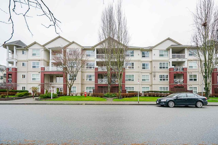 201 8068 120A STREET - Queen Mary Park Surrey Apartment/Condo for sale, 2 Bedrooms (R2524161)