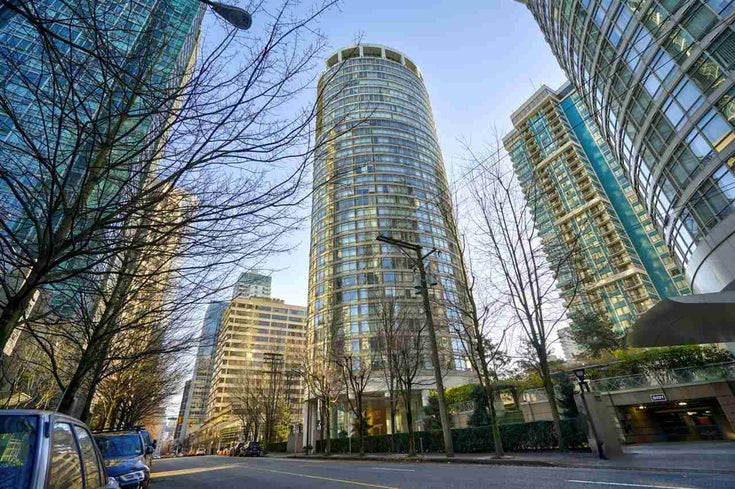 904 1200 ALBERNI STREET - West End VW Apartment/Condo for sale, 2 Bedrooms (R2524174)