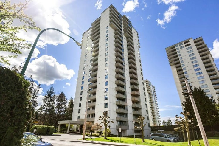 707 5645 BARKER AVENUE - Central Park BS Apartment/Condo for sale, 2 Bedrooms (R2524186)