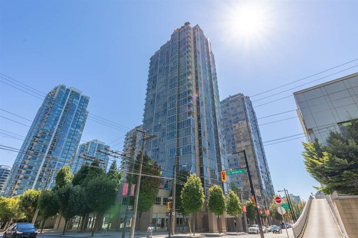 506 930 CAMBIE STREET - Yaletown Apartment/Condo for sale, 3 Bedrooms (R2524345)