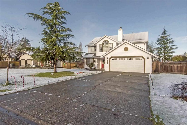 16935 JERSEY DRIVE - Cloverdale BC House/Single Family for sale, 5 Bedrooms (R2524413)