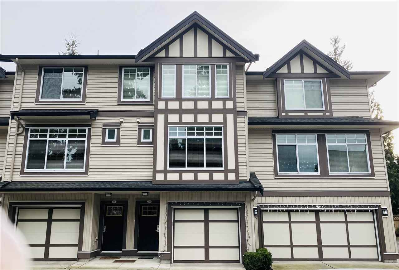 10 7090 180 STREET - Cloverdale BC Townhouse for sale, 3 Bedrooms (R2524476)