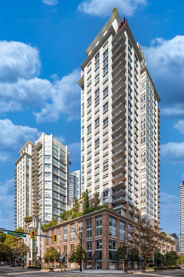 2202 565 SMITHE STREET - Downtown VW Apartment/Condo for sale, 2 Bedrooms (R2524535)