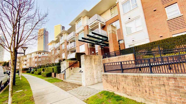 112 4783 DAWSON STREET - Brentwood Park Apartment/Condo for sale, 2 Bedrooms (R2524559)