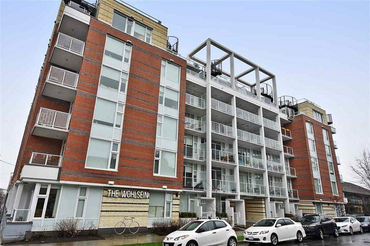 318 311 E 6TH AVENUE - Mount Pleasant VE Apartment/Condo for sale, 1 Bedroom (R2524722)